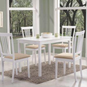 Set Masa Fiord Alba + 4 scaune